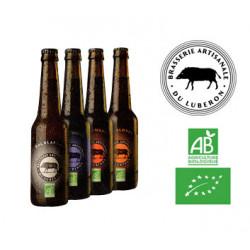 Bières Bio Brassées sur...