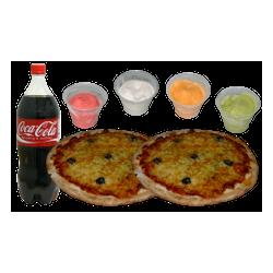 Formule soirée pizza
