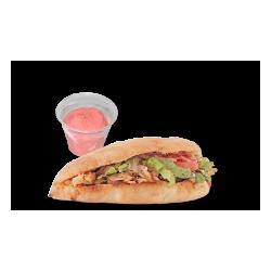 Formule sandwich glace