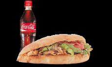 Formule sandwich boisson