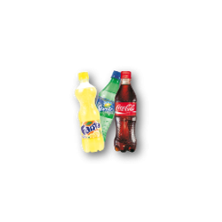 Coca Cola Zéro 50 cl
