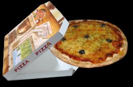 Pizza Marcou - Pertuis - Les Pizzas